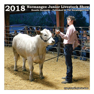 2018 Normangee Junior Livestock Show Results e-Edition
